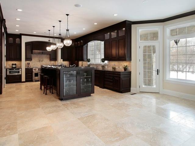 banner floor tiling